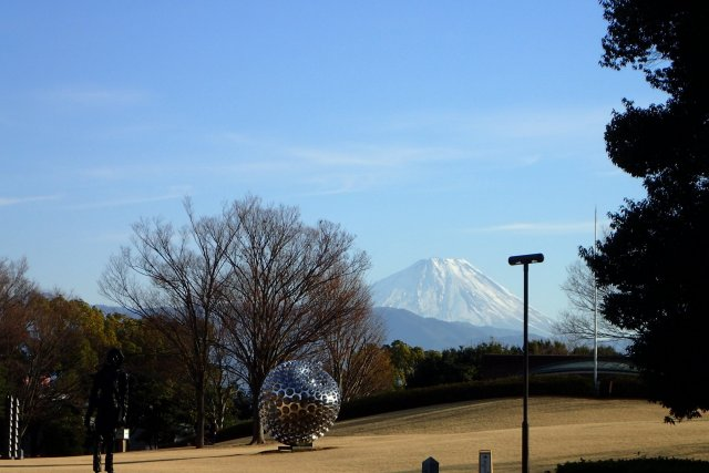 【DAY 2】Yamanashi Prefectural Museum of Art