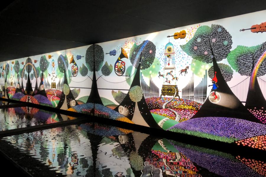 昇仙峡影絵の森美術館|甲府のスポット・体験|甲府観光ナビ - 甲府市 ...