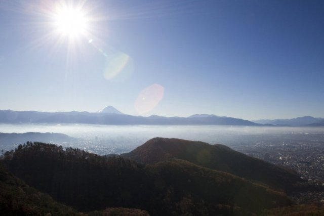 Wada-toge Pass Overlook